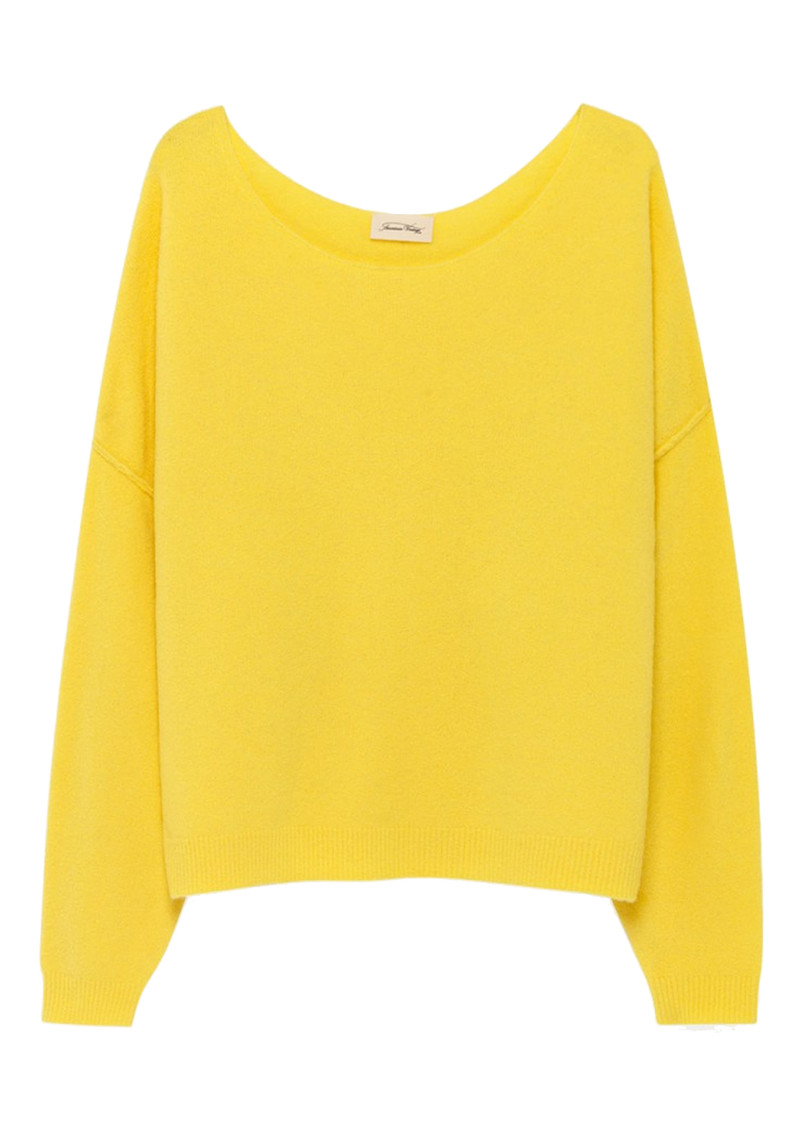 American Vintage Damsville Jumper - Canary main image