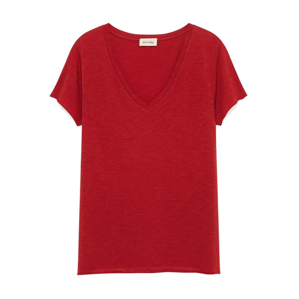 Jacksonville Short Sleeve T-Shirt - Sweet Pepper