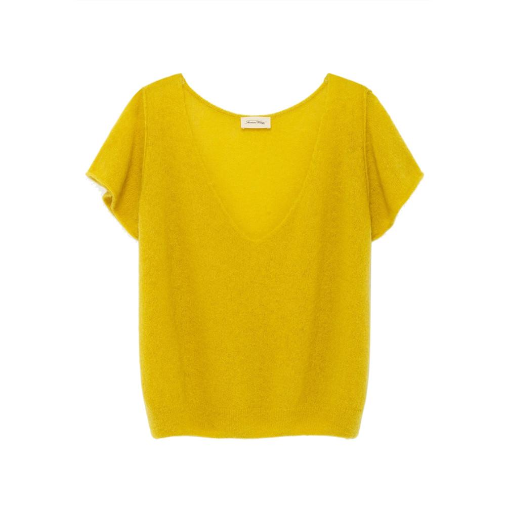 Ugoball Short Sleeve Jumper - Blondie Melange