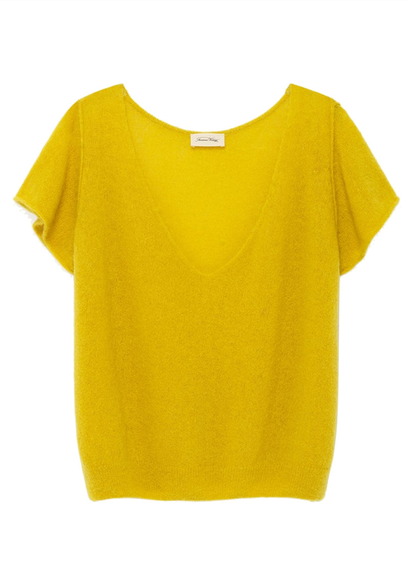 Ugoball Short Sleeve Jumper - Blondie Melange main image