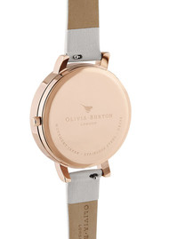 Olivia Burton 3D Bee Big Dial Blush Sunray Watch - Blush & Rose Gold