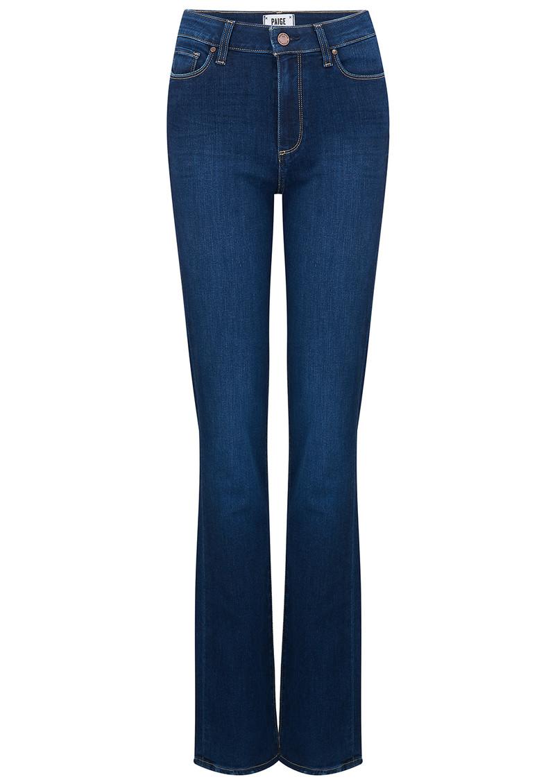 PAIGE DENIM Hoxton Straight Leg Jeans - Pompeii main image