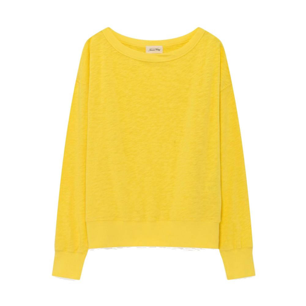 Sonoma Long Sleeve Sweatshirt - Canary