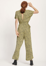 SAMSOE & SAMSOE Kimberly Wide Leg Jumpsuit -  Buttercup