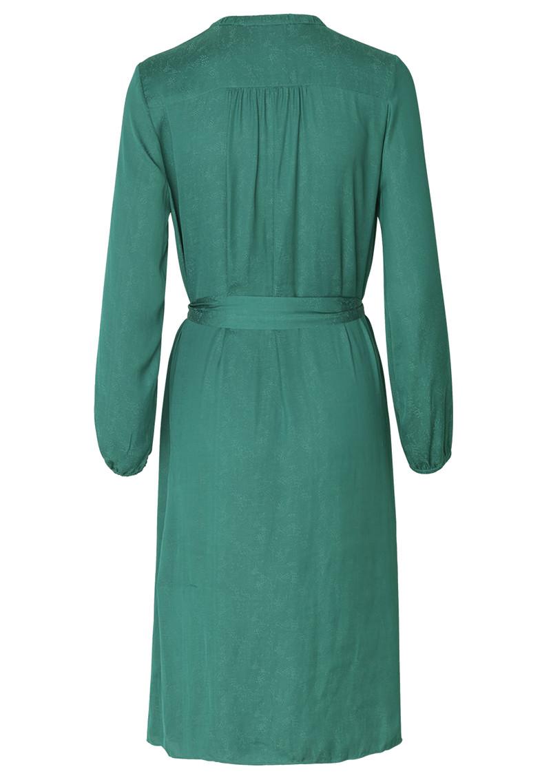 SAMSOE & SAMSOE Elva Dress - Quetzal Green main image