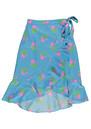ESSENTIEL ANTWERP Sadie Wrap Skirt - Honolulu