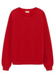 American Vintage Kinouba Sweater - Volcano