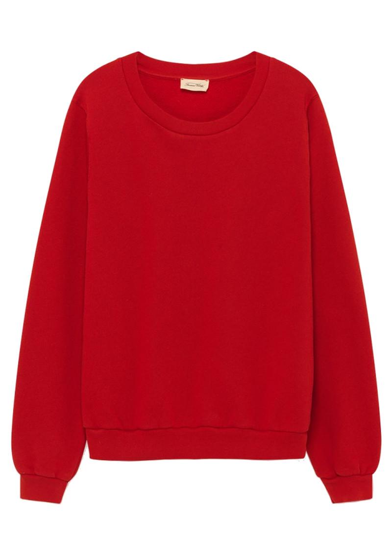 American Vintage Kinouba Sweater - Volcano main image