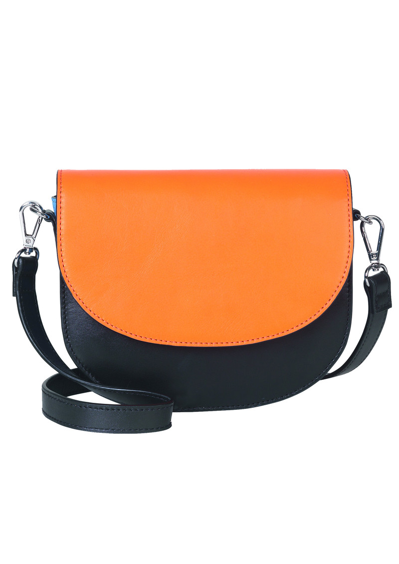 Maci Leather Bag - Black main image