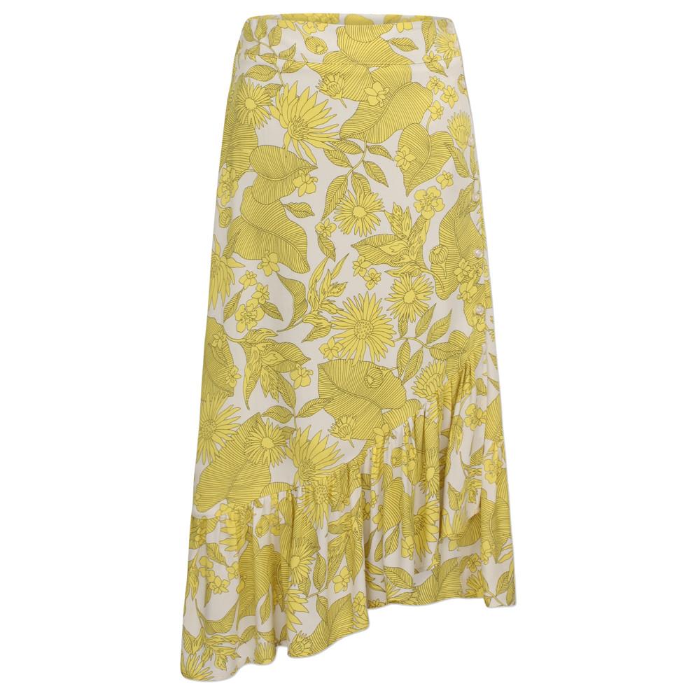 Silva Skirt - Tropical Yellow