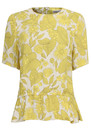 BAUM UND PFERDGARTEN Meris Top - Tropical Yellow