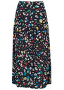 Lily and Lionel PRE ORDER Exclusive Grace Skirt - Dancing Leopard Bright