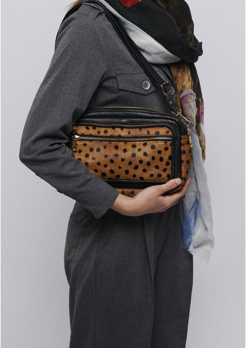Becksondergaard Mariane Dot Shoulder Bag - Black main image