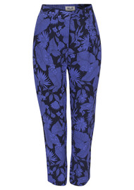 BAUM UND PFERDGARTEN Namrata Trousers - Tropical Blues
