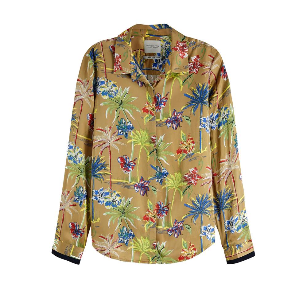 Drapey Fit Shirt - Combo A
