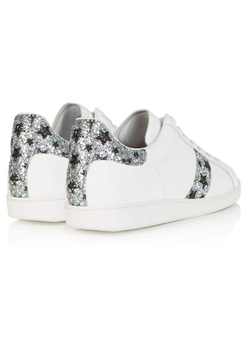 AIR & GRACE Copeland Trainer - Star Glitter main image