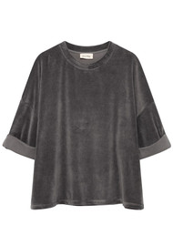 American Vintage Aleksa T-Shirt - Smokey