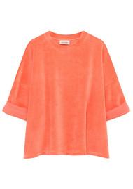American Vintage Aleksa T-Shirt - Sunrise
