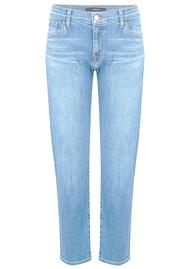 J Brand Sadey Slim Straight Jeans - Andromeda