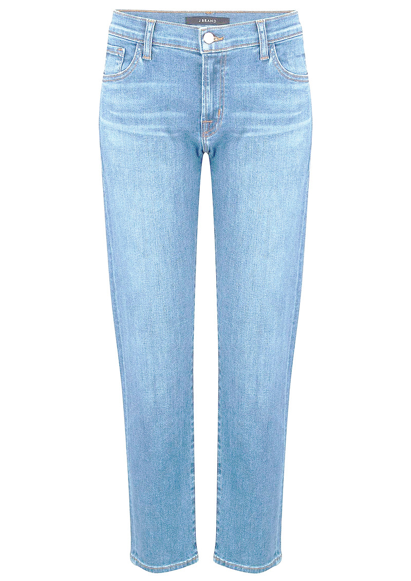 J Brand Sadey Slim Straight Jeans - Andromeda main image
