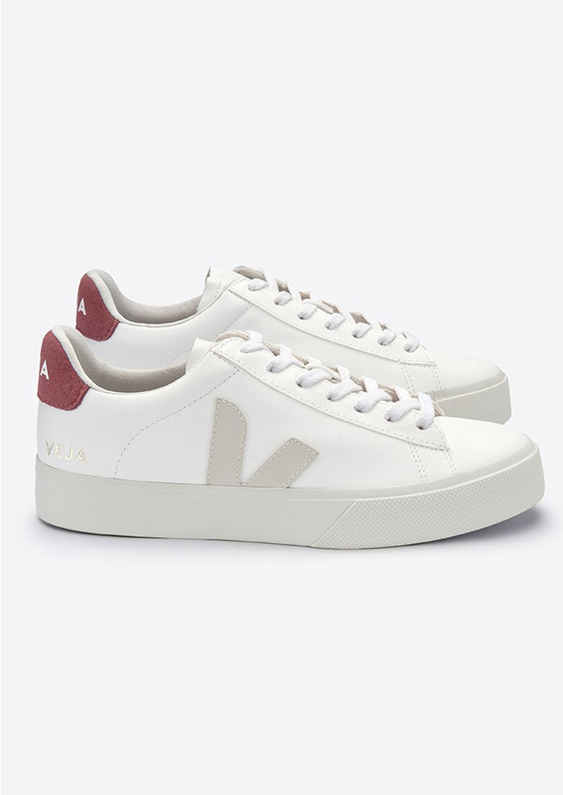 VEJA Campo Vegan Leather Trainers