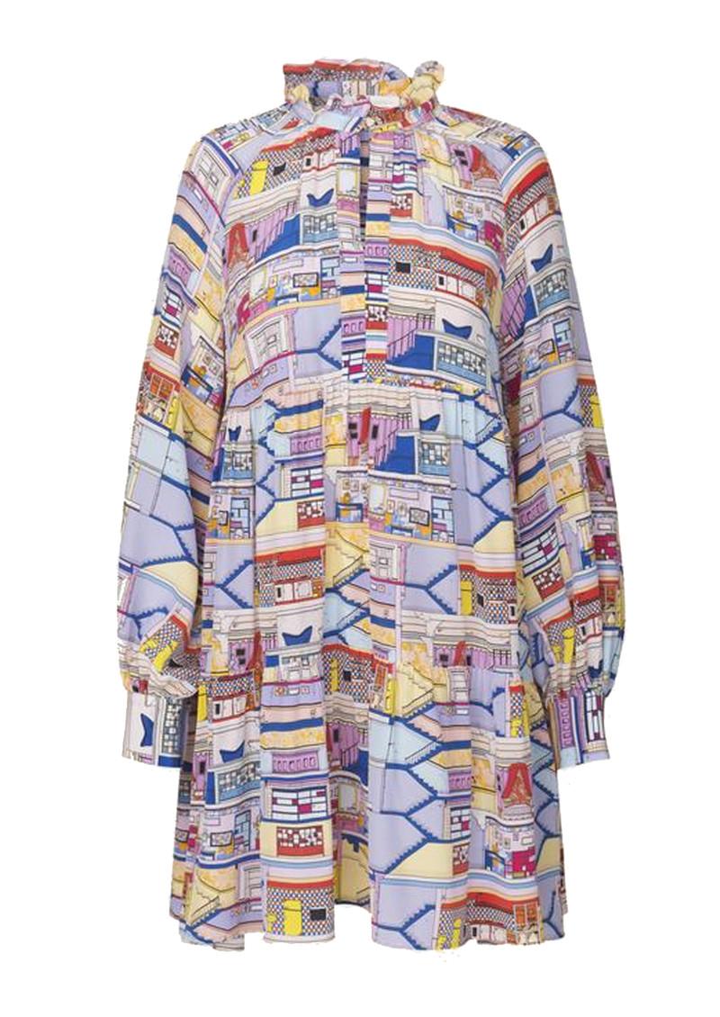 78c85407c9ac6 STINE GOYA Jasmine Baby Doll Dress - Palazzo