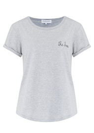 MAISON LABICHE The Boss Tee - Grey