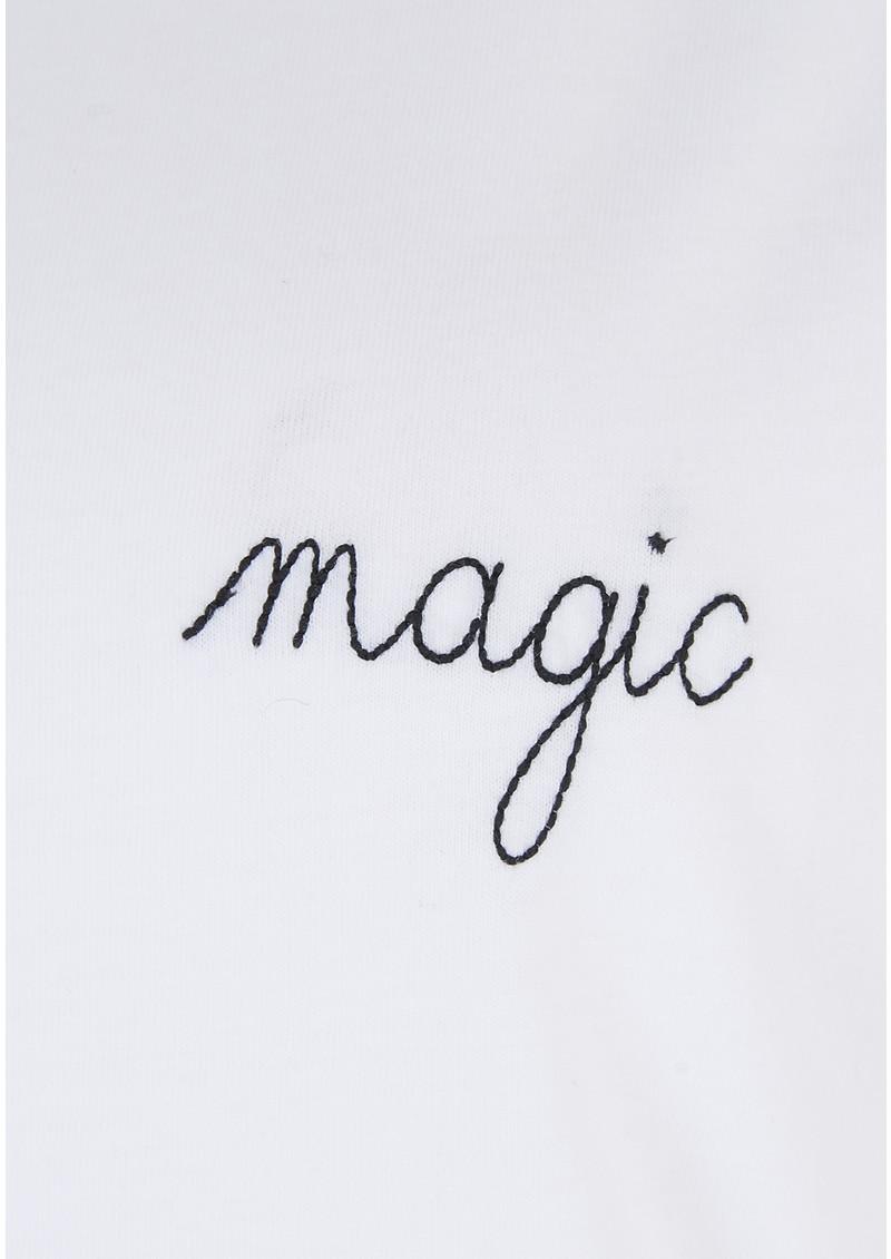 MAISON LABICHE Magic Tee - White main image