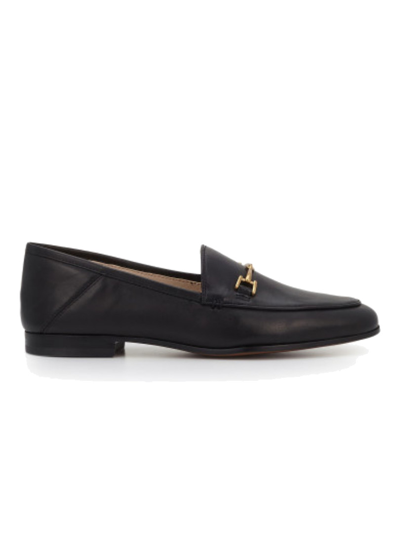 06415229388 Sam Edelman Loraine Leather Loafer - Black