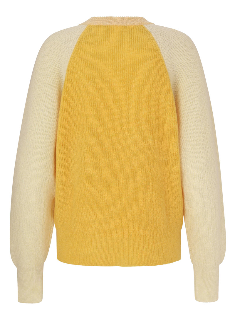 STINE GOYA Jack Sweater - Sand main image