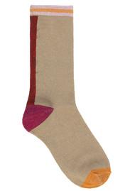 Becksondergaard Dalea Mix Socks - Red Love