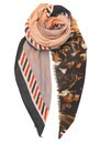 Cecilie Wool Scarf - Multi additional image