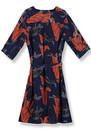 Pyrus Valetta Silk Dress - Chimp