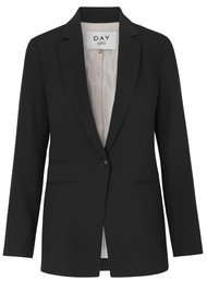 Day Birger et Mikkelsen  Day Classic Garbardine Jacket - Black