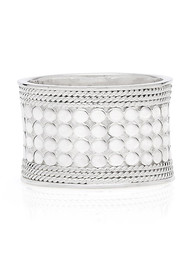 ANNA BECK Band Ring - Silver