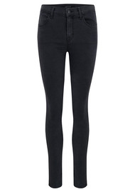 J Brand Maria High Rise Super Skinny Jeans - Bellatrix