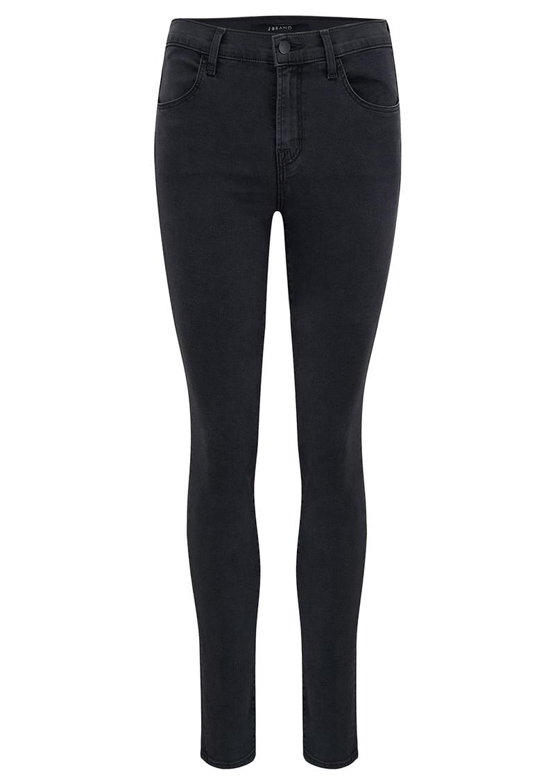 J Brand Maria High Rise Super Skinny Jeans - Bellatrix main image