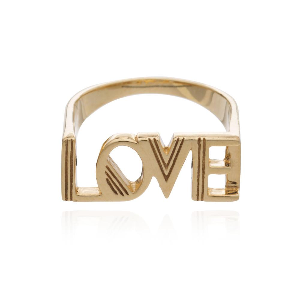 Love Ring - Gold