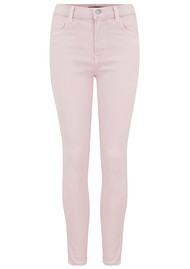 J Brand Alana High Rise Cropped Super Skinny Jeans - Pandora