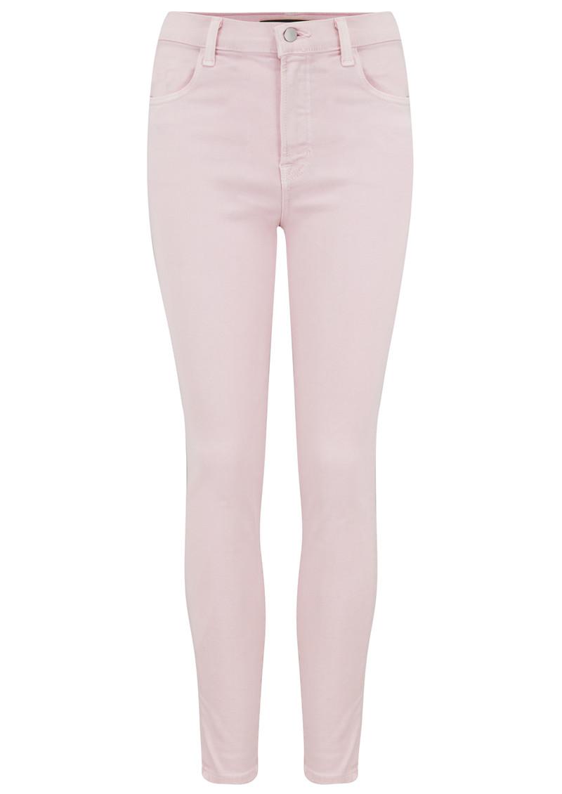 J Brand Alana High Rise Cropped Super Skinny Jeans - Pandora main image