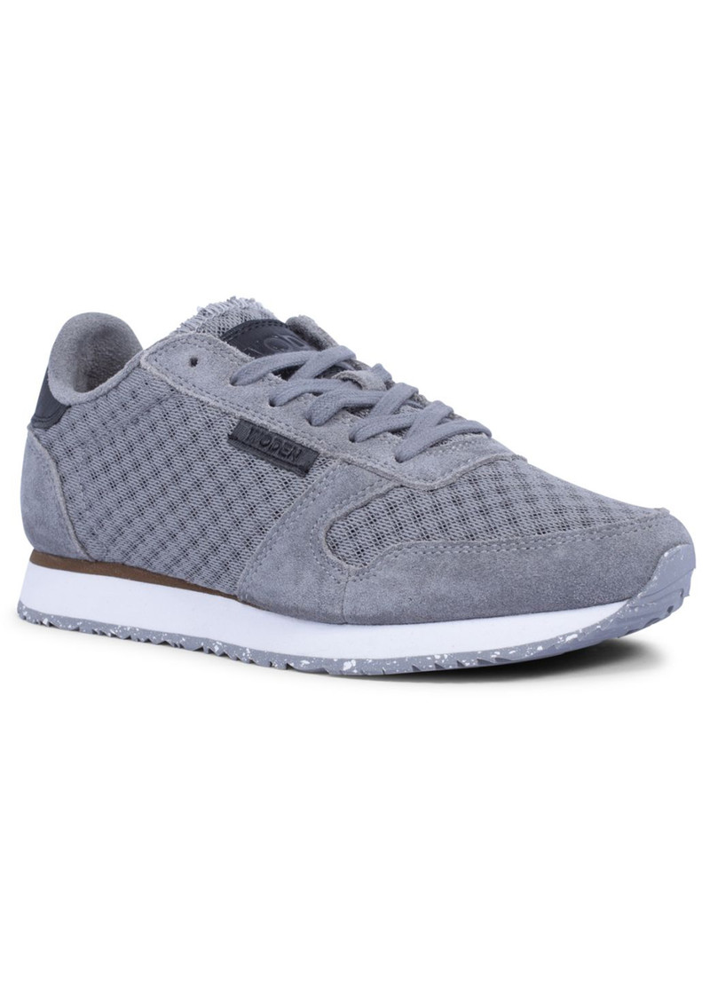 Ydun Suede Mesh Trainers - Autumn Grey main image