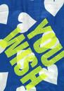 ESSENTIEL ANTWERP Shea 'You Wish' Scarf - Cobalt Blue