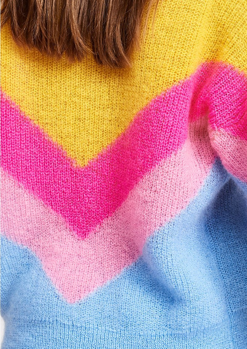 ESSENTIEL ANTWERP Saipan Sweater - Cyber Yellow main image