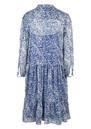 DANTE 6 Lalique Printed Dress - Rebel Blue