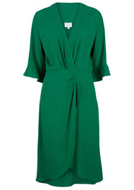 DANTE 6 Naomi Dress - Emerald Green