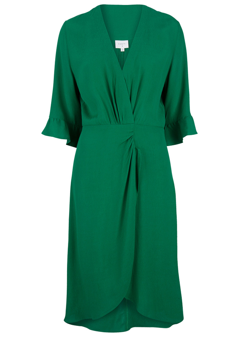 DANTE 6 Naomi Dress - Emerald Green main image
