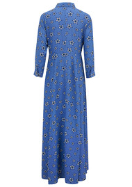 Mercy Delta Rosedene Star Dress - Bluebell