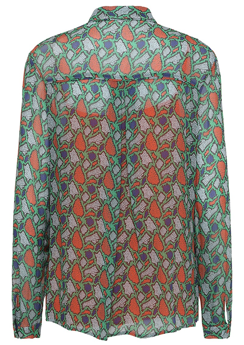 CUSTOMMADE Athalie Shirt - Emberglow main image