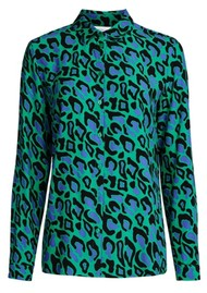 FABIENNE CHAPOT Denise Blouse - Summer Night Leopard