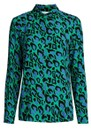 Denise Blouse - Summer Night Leopard additional image